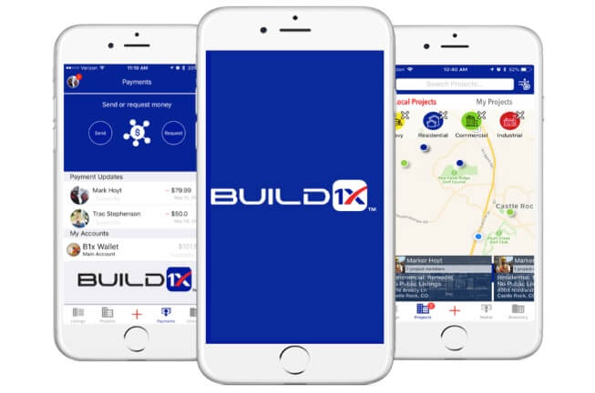 Build1x Platform to Raise the Roof for the Construction Industry