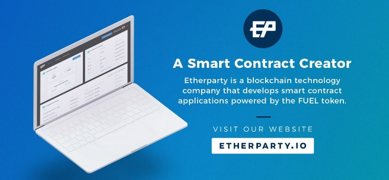 Etherparty Announces The Launch Of Much Awaited Rocket 2.0 With The Ability to Deploy Security Tokens